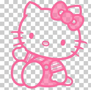 Hello Kitty Desktop Graphic Design PNG