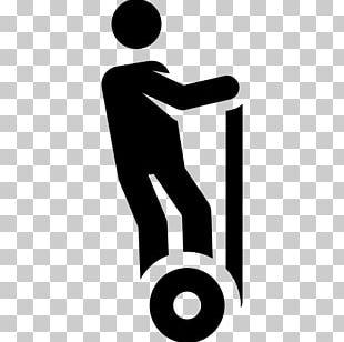 Segway PT Computer Icons Logo Kick Scooter PNG