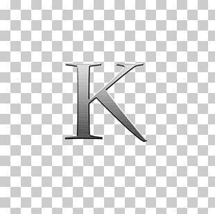 Letter Alphabet K PNG