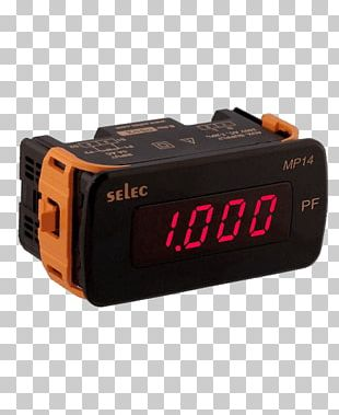 Power Factor Energy Single-phase Electric Power Ammeter PNG