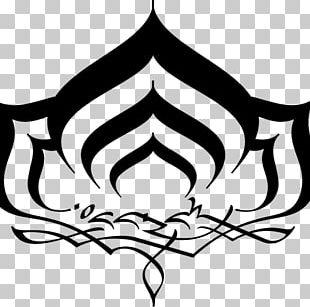 Warframe Symbol Sign Nelumbo Nucifera PNG