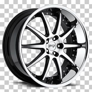 Asanti Black Wheels Car Lincoln Rim PNG