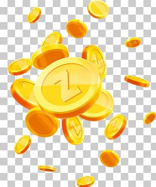 Gold Coin Stock Photography PNG