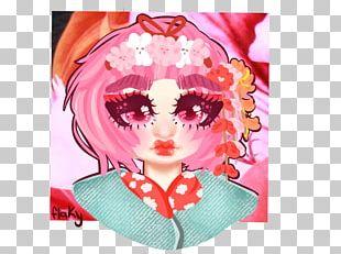 Flower Red Pink Floral Design PNG