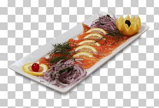 Sashimi Smoked Salmon Platter Restaurant Fish PNG