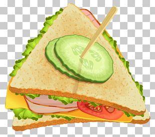 Tea Sandwich Submarine Sandwich Hamburger Ham And Cheese Sandwich PNG