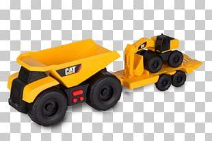 Caterpillar Inc. MINI Cooper Car Dump Truck Architectural Engineering PNG