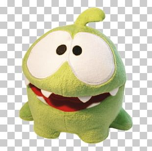 Cut The Rope Stuffed Animals & Cuddly Toys Plush Game PNG