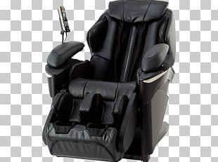 Massage Chair Furniture Recliner PNG