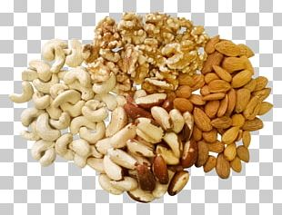 Raw Foodism Organic Food Mixed Nuts PNG