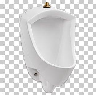 Urinal Flush Toilet Bathroom Plumbing PNG