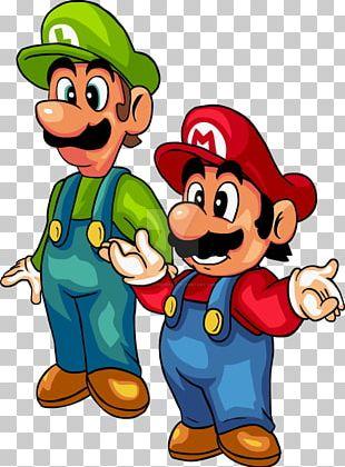 Mario Luigi Superstar Saga Super Mario Bros Mario