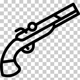 Musket Gun Weapon Antique Firearms Pistol PNG