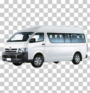 Toyota HiAce Car Van Toyota TownAce PNG