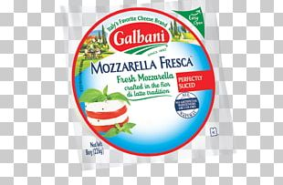 Diet Food Galbani Mozzarella Dairy Products Cheese PNG