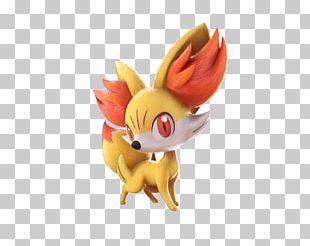 Pokémon X And Y Pokkén Tournament Pikachu Ash Ketchum Fennekin PNG