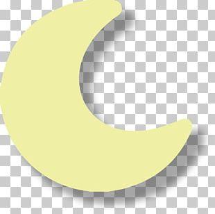 Crescent Circle Angle PNG