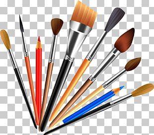 Makeup Brush Paintbrush PNG