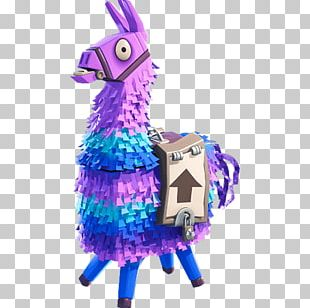 Fortnite Battle Royale Llama Battle Royale Game Battle Pass PNG