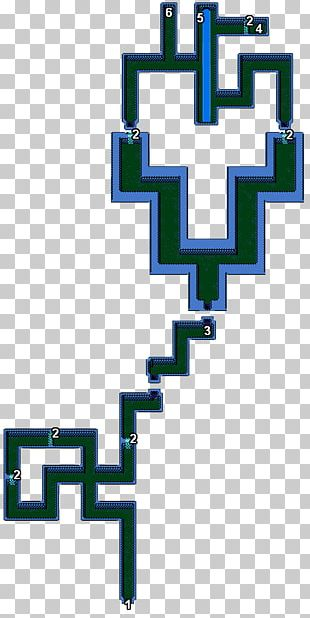 Crystalis Map Game Boy Color Video Games Sword Of Water PNG