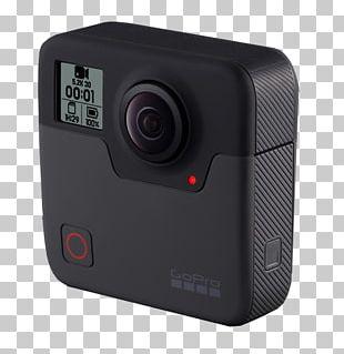 GoPro Fusion 360 Camera Video Cameras Action Camera PNG