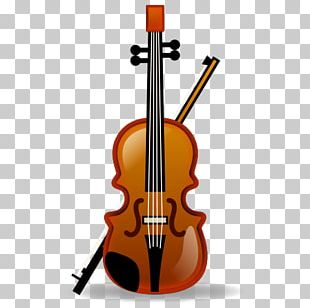 Violin Family Musical Instruments Cello Viola PNG