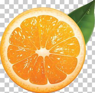 Orange Juice Tangerine Mandarin Orange PNG