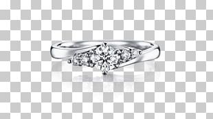 Wedding Ring Platinum Engagement Ring Jewellery PNG