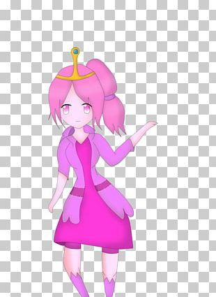 Fairy Pink M Figurine PNG