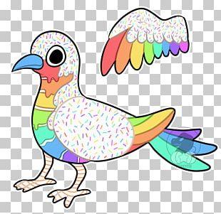 Feather Fauna Beak PNG