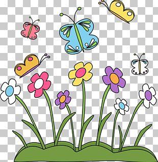 Spring Flower Blog PNG