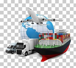 Air Transportation Multimodal Transport Logistics Cargo PNG