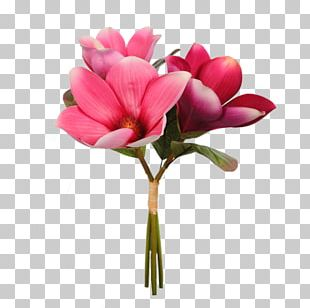 Flower Bouquet Cut Flowers Artificial Flower Plant Stem PNG