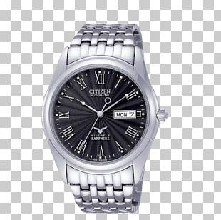 Watch Citizen Holdings Eco-Drive Clock Water Resistant Mark PNG