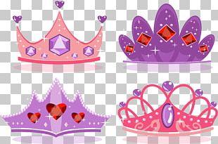 Princess Crown Icon PNG