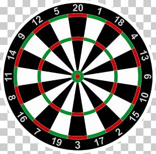 Darts Bullseye Game Stock Photography PNG