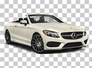 2018 Mercedes-Benz C-Class Car Mercedes C-Class Mercedes-Benz Classe C Cabriolet PNG