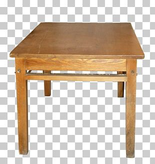 Table Wood Furniture PNG