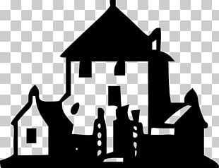 YouTube Haunted House PNG