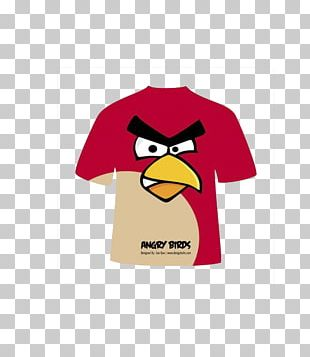 T-shirt Clothing Angry Birds PNG