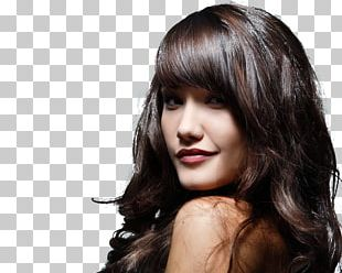 Long Hair Hairstyle Hair Coloring Capelli PNG