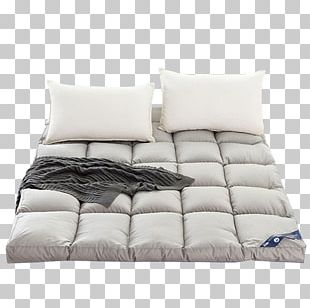 Mattress Bed Frame Furniture Bed Sheet PNG