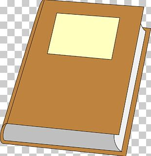 Paper Book Signing Book Cover PNG