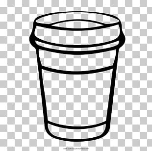 Coffee Fizzy Drinks Table-glass Coloring Book Drawing PNG