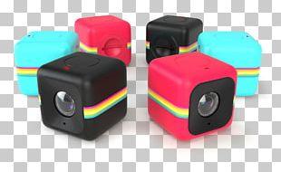 Polaroid Corporation Action Camera Photography Polaroid Cube PNG