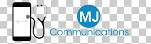 MJ Communications Logo Microphone PNG