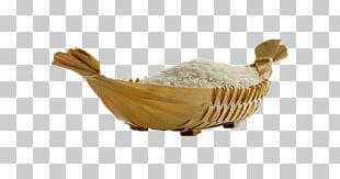 White Rice Basmati Bowl Cereal PNG