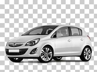 Opel Corsa Car General Motors Fiat PNG