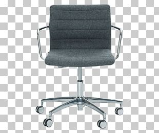 Office & Desk Chairs Charles And Ray Eames Eames Aluminum Group Industrial Design PNG
