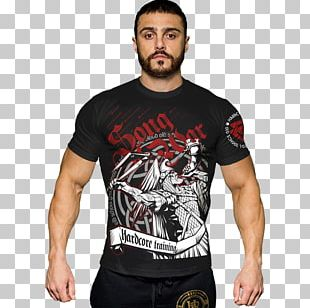 T-shirt Boxing Mixed Martial Arts Rash Guard PNG